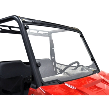 Direction 2 Full Windshield - Scratch resistant Polaris