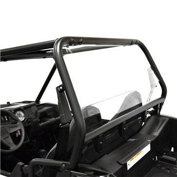Direction 2 Rear Windshield Fits Polaris
