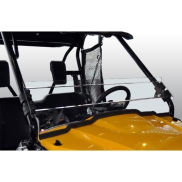 Direction 2 Pare-brise court fixe Avant - Honda - Polycarbonate de lexan