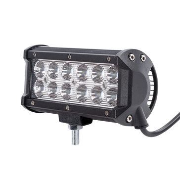Black KIMPEX Double Row LED Light Bar
