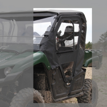 Seizmik Framed Door Kit Yamaha - UTV