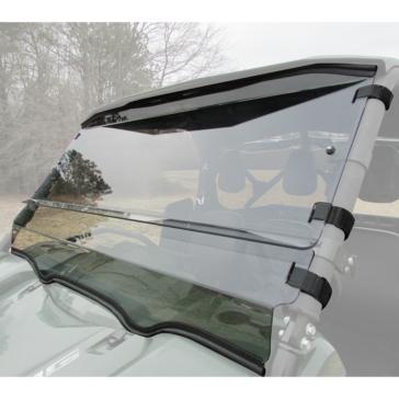SEIZMIK Pare-brise Versa-Fold Avant - Yamaha - Polycarbonate