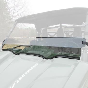SEIZMIK Versa Half Windshield Front - Yamaha - Polycarbonate