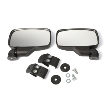 Seizmik Side View Mirrors Adjustable Clamp-On