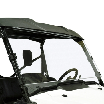Direction 2 Complete Foldable Full Windshield Front - Honda - Lexan Polycarbonate