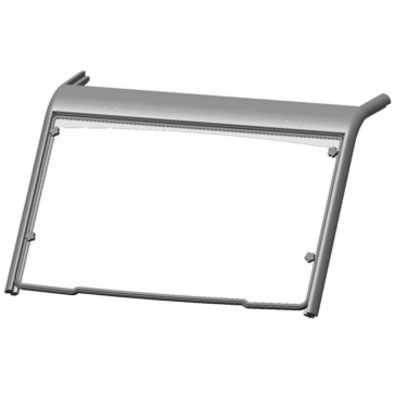 Direction 2 Full Windshield Front - Can-am - Lexan Polycarbonate
