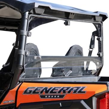 SEIZMIK Hard Rear Dust & Window Panel