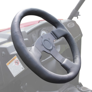 HEAT DEMON Heated Steering Wheel for Polaris & Arctic Cat