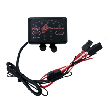HEAT DEMON Quad Zone Replacement Heat Controller
