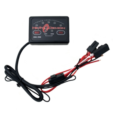 HEAT DEMON Dual Zone Replacement Heat Controller