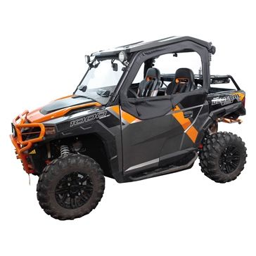 Seizmik Frame Upper Door Kit Fits Polaris - UTV - Complete door