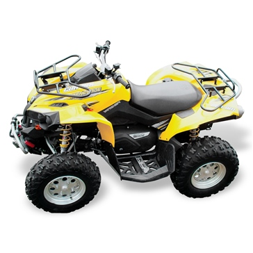 FUSE Front & Rear Sport Rack for Sport/Utility ATV's