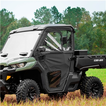 Seizmik Framed Door Kit Fits Can-am - UTV - Complete door