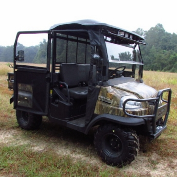 Seizmik Framed Door Kit Kubota - UTV