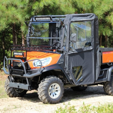 SEIZMIK RTV-X 900 Framed Door Kit Kubota - UTV
