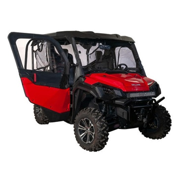 Seizmik Framed Door Kit Fits Honda - UTV - Half door