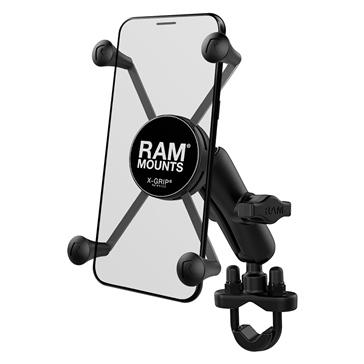 """RAM MOUNT Support X-Grip 5"""" avec boulon en U"""