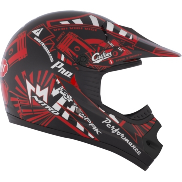 Casque Hors-Route TX218Y - Junior CKX Pursuit