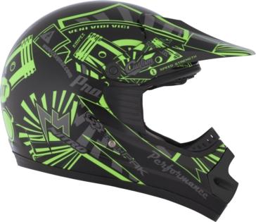 Pursuit CKX TX218Y Off-Road Helmet - Youth