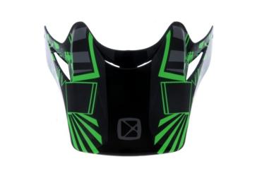 TX218 CKX MX Peak for TX218 Pursuit Helmet