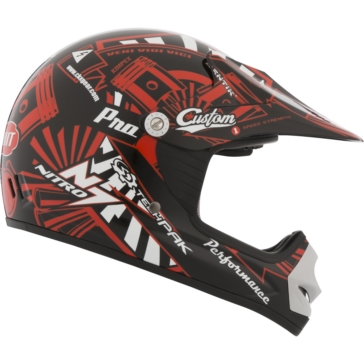 CKX Casque Hors-Route TX218Y - Junior Pursuit