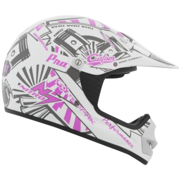 CKX TX218Y Off-Road Helmet - Youth Pursuit