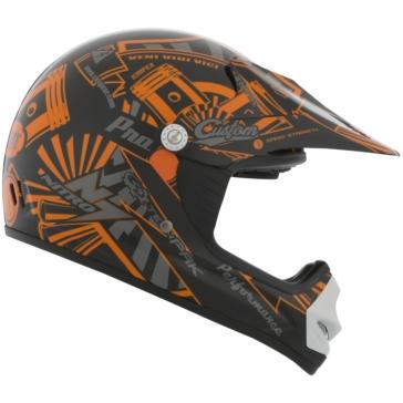 CKX TX218Y Off-Road Helmet - Youth Pursuit