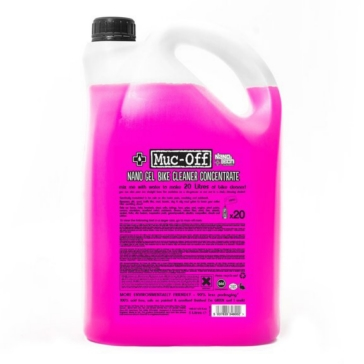 Muc-Off Bio Nano Gel Concentrate Cleaner 5 L / 1.32 G, 169 oz