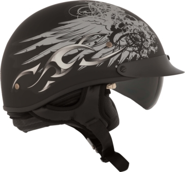 Demi-Casque Revolt RSV CKX Wings
