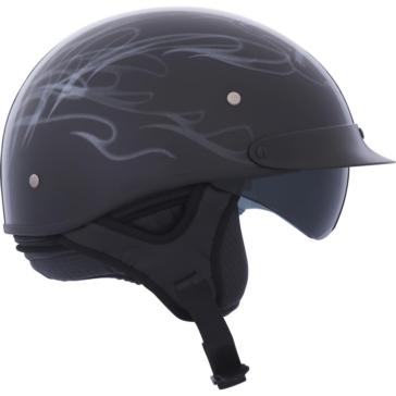 Soul CKX Revolt RSV Half Helmet