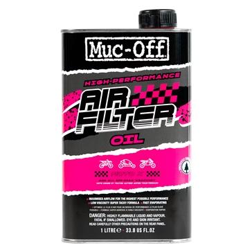 Muc-Off Huile pour filtre à air en mousse