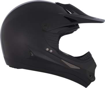 CKX TX318 Off-Road Helmet Solid