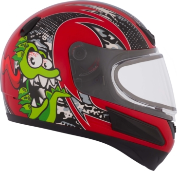 Zam CKX VG-K1 Full-Face Helmet, Winter - Youth
