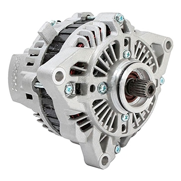 Arrowhead Replacement Alternator Fits Honda - 188180
