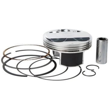Vertex Piston Forged High Compression Piston Kit Suzuki, Yamaha