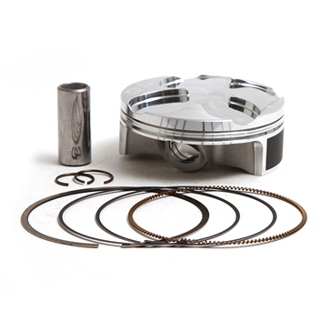 Vertex Piston Forged High Compression Piston Kit Fits Husqvarna