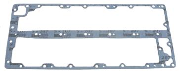 SIERRA Exhaust Cover Gasket 18-0812