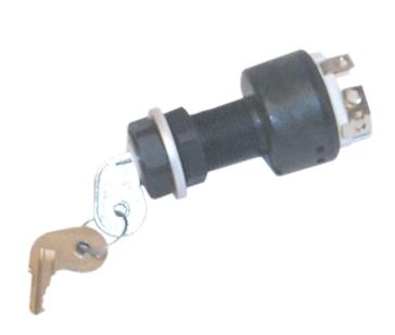 SIERRA Interrupteur MP39830 Serrure à clé - 18-1801
