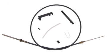 SIERRA Clutch Cable 18-2190
