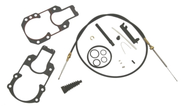 SIERRA Lower Clutch Cable Kit (Extreme) 18-2603E