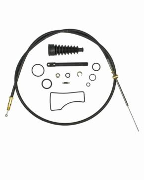 SIERRA Ensemble de câble d'embrayage inférieur (extrême) 18-2604E
