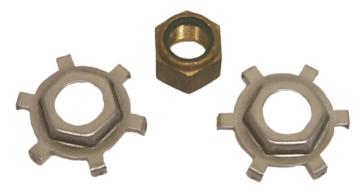 SIERRA Propeller Nut Kit 18-3701