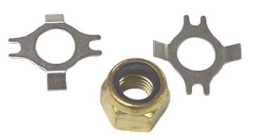 SIERRA Propeller Nut Kit 18-3702