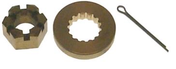 SIERRA Propeller Nut Kit 18-3715