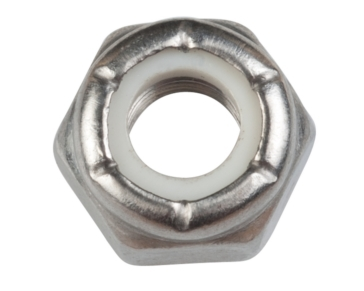 Input yoke SIERRA Stainless Steel Locknuts - 18-3722
