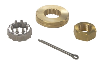 SIERRA Propeller Nut Kit Volvo