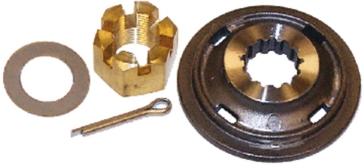 SIERRA Propeller Nut Kit 18-3774