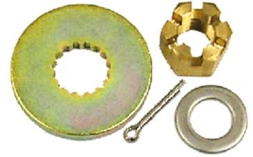 SIERRA Propeller Nut Kit 18-3775