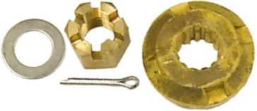 SIERRA Propeller Nut Kit 18-3777