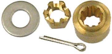 SIERRA Propeller Nut Kit 18-3778